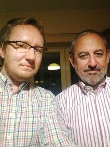Wywiad Piotra Goca z Luisem Alarconem Ariasem