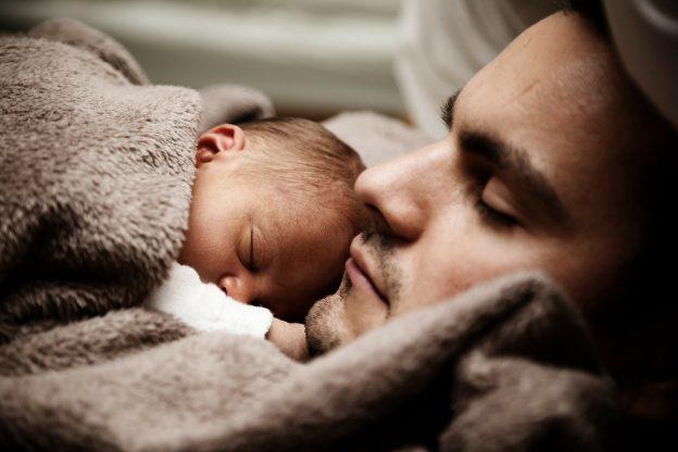 bezsenność-niemowlęta