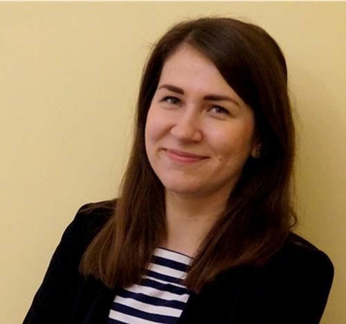 Marta Szaro - psycholog i psychoterapeuta rodzinny