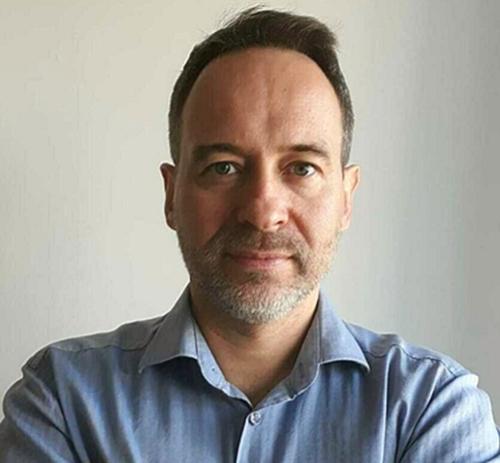 Piotr Barczewski - psycholog i psychoterapeuta